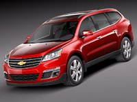 lightwave chevrolet chevy traverse 2013