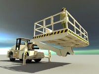 construction elevator 3D models