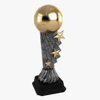 trophy football foot 3ds