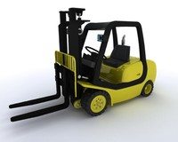 forklift lift max