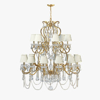 Ralph Lauren Adrianna Medium Chandelier