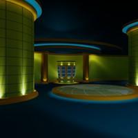 Virtual Set 03