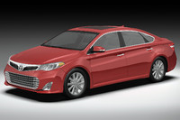 3ds max toyota avalon