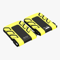 External Harddisk A Data SH 93 Yellow