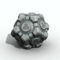 3d model pressurized storage