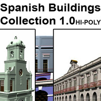 spanish buildings 1 max