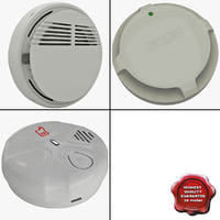 Smoke Detectors Collection