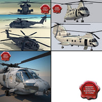 US Navy Helicopters Collection
