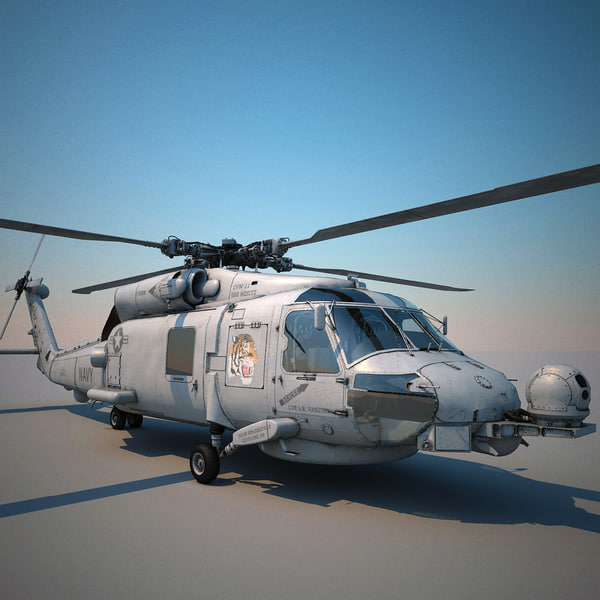 3d navy helicopters - US Navy Helicopters Collection... by 3d_molier