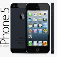 copy iphone 5 3d model