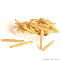 fries tray 3ds