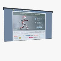 3d m150xwh2 projection screen