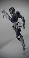 Cyborg Infantry