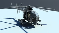 3d sout helicopter