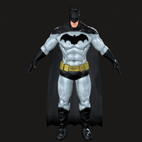 3d dark knight batman -