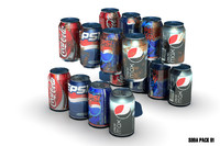 soda pack