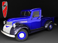 Chevrolet AK Series Pickup