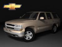 Chevrolet Tahoe Mk2