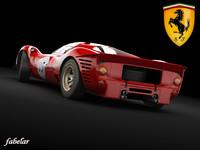Ferrari 330 std mat