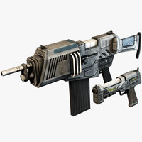 3d guns pistol
