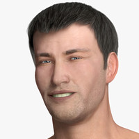 Man Ethan, European, White R3