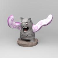 toy cat 3ds