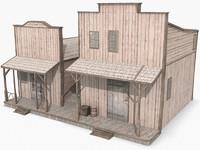 Western House Row