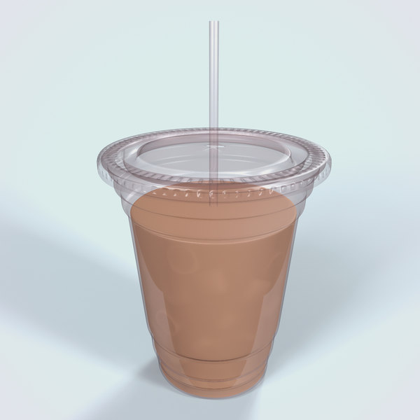 3d xpresso rig coffee - Iced Coffee Rig... by Jason Harmon