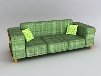 maya sofa wood couch