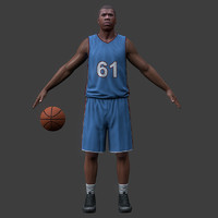 Basketball Player 2012 V1