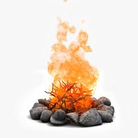 maya flames
