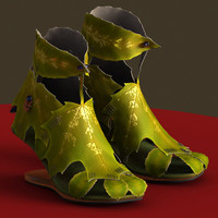 shoes platform unity 3d max