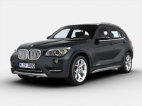 bmw car 3d 3ds