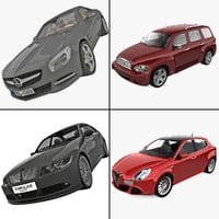3ds cars alfa romeo