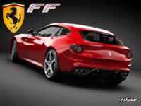 Ferrari FF std mat