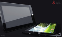firebrand tablet pc 3d obj