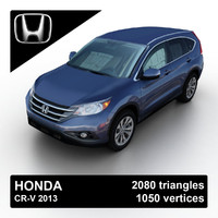 2013 honda cr-v suv 3ds
