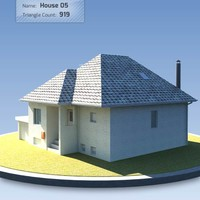 house ready 3d 3ds
