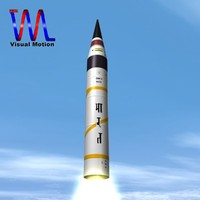 DRDO AGNI-V missile