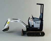 excavator digger bobcat