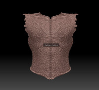 3ds dragon vest