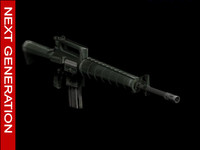 generation bushmaster assault rifle max free
