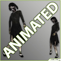 animation character 3d max