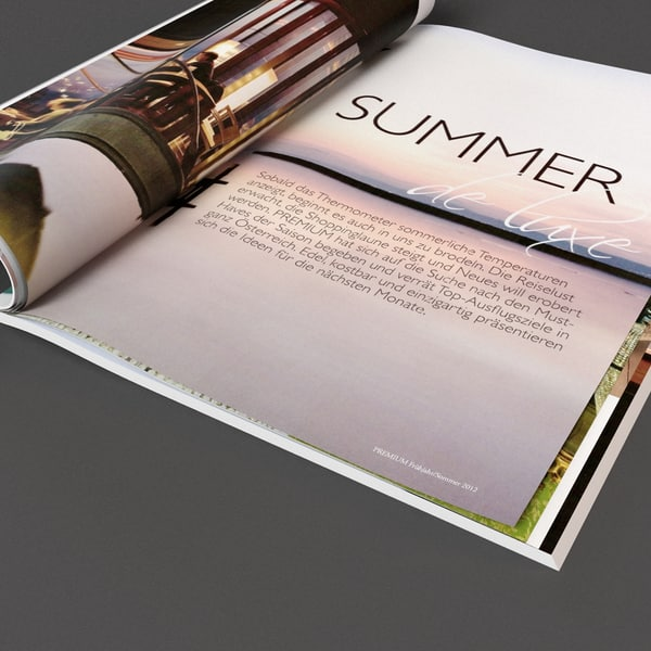 magazine pages 3d max - Magazine 1... by mmvis