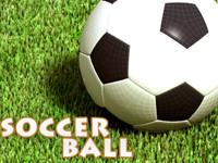 3dsmax soccer ball football