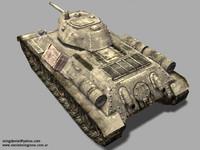 T34_76 soviet tank
