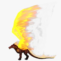 3dsmax simargl son svarog fiery
