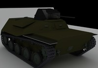 tank vehicle max