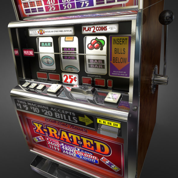 gambling poker machines