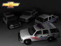 Chevrolet Tahoe Mk2 Police